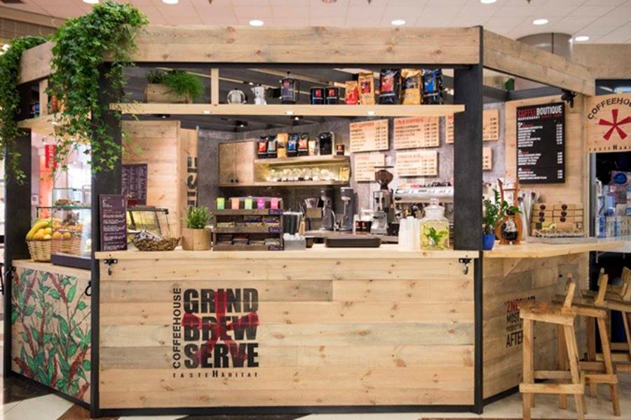 *COFFEEHOUSE Avenue Mall